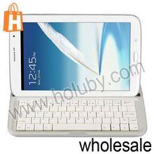 Aluminium Alloy+PC Wireless Bluetooth Keyboard for Samsung Galaxy Tab Note 8.0 N5110 N5100