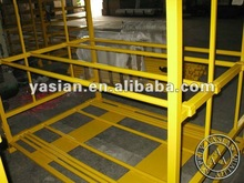 Multy used hot 1820 * 1270 * 1680 mm .well-sold steel tire stacking racks for warehouse