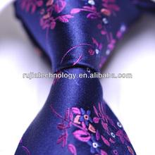 Floral Silk Printed Necktie