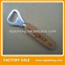 wooden handle newest design cool beer bottle openers