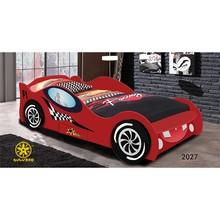 CB-1152 Red Children Race Car Design Kids Bed