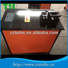 peso leggero barra di rinforzo lavoro intensità basso ed il funzionamento facile idraulico barra di rinforzo curvatrice bendergf20 tondo per cemento armato