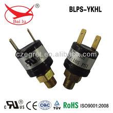 120v automatic air compressor pressure switch (Normal closed)