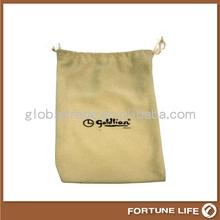 2014 high-level gift shopping drawstring bag for corn