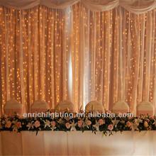decoration led light stage curtain led curtain lights