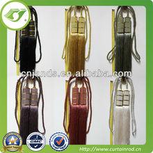 Curtain Tassels and trim Tieback,exquisite workmanship curtain tassel