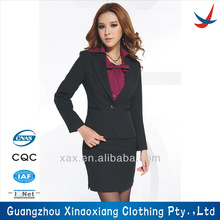 lady business skirt suits