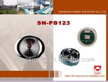 LG Elevator Push Button SN-PB123 braille optional Elevator COP LOP button panel