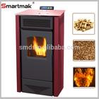 CE,EN14785 approve 6kw/8kw/9kw wood biomass pellet stove,italian pellet stoves,cheap pellet stoves