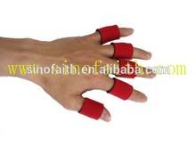 Neoprene elastic finger support basketball finger sleeves