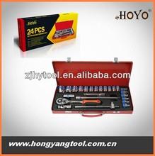 gardening tool 24pieces auto repair tool