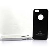 matte pattern metal cover for iphone 5 plastic metal case