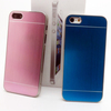 Top quality plastic hard cases for iphone 5 brushed aluminum case for iphone 5