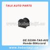 Car Parts Rear Stabilizer Rubber Bushing 52306-TA0-A02