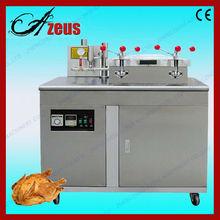 Stainless steel pressure gas frying machine chicken