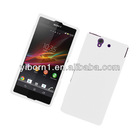 Mobile Protection Cover for Sony Xperia Z C6603