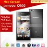 5.5'' lenovo K900 2gb ram 16gb rom 13mp camera lenovo mobile phone