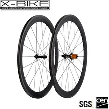 2015 new product high stiffness material 700c cycling carbon road wheels