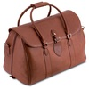 ADATB - 0023 nice design expensive traveling bags / big capacity travel bags for men / fashion unisex leather duffel travel bags