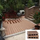 Weatherproof Outdoor Bamboo Composite Decking