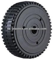 trolley wheel toy wheel plastic wheel