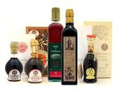 Italian Vingars Of White And Red Wines And Balsamic Vinegar Of Modena
