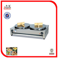 automatic pancake crepe maker machine for sale DE-2