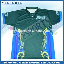fashion custom made motocross racing shirts