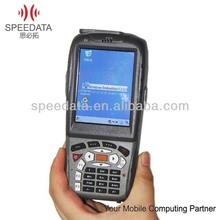 2014 Cost-effective Wireless Mobile Pocket PC support Barcode scanner/reader (GPRS/GSM/SIM Card solt)