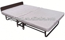 2013 China new design cheap hotel rollaway beds