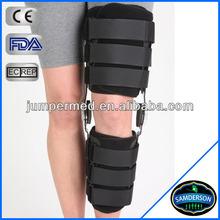 POST-OP hinged knee stabilizer knee brace adjustable pro sport knee support