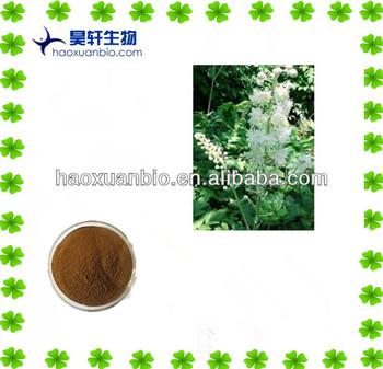 Black Cohosh Extract Triterpenoid Glycosides HPLC
