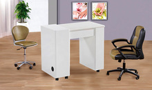 Nail art table/nail table pedicure chair/nail manicure table dust collector N055
