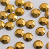 High quality korean octagon aluminiu hot fix rhinestuds & transfer studs