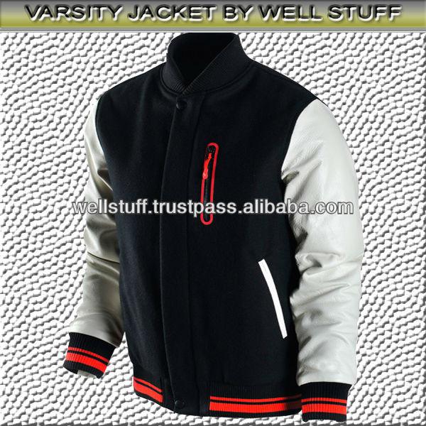 Tartan Letterman jackets, Get your own design Letterman jackets