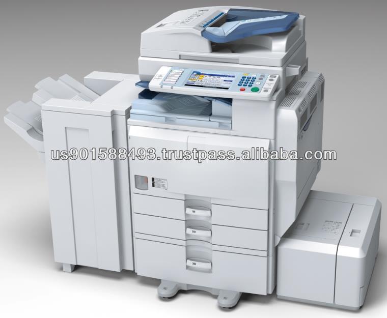 Off lease copier Aficio mp5000, low usage, excellent condition