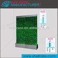 acrílico de parede de partição painel bolha de água