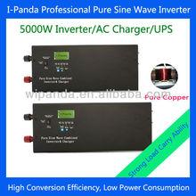 UPS offline inverter 5000W DC 12V 24V 48V AC 100V 110V 220V 230V 240V optional