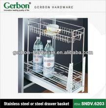 Stainless Steel / Steel Bottle Basket