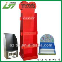 Luxury design newspaper display stand manufacturer