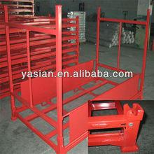 Cargo stillage container for storage