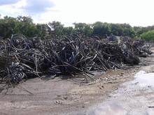 Scrap Billets - end cuttings, overrolllings