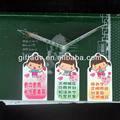 carino bambini con design personalizzato floding carta magnetica bookmark