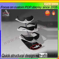 2014 New Style Desktop Acrylic Sunglass Display Stand, Eyewear Display