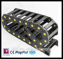 hot sale LX45 flexible plastic cable carrier chain