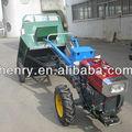 7-20hp agricoli motocoltivatore con rimorchio