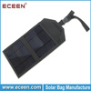 Portable 3.5 watts solar panel charger, foldable solar panel for mobile phone charger