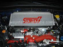 intercooler kit for Subaru STI top mount intercooler kit