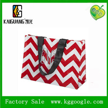 pp woven shopping tote bags