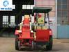 Hot sale peanut combine harvesting machine/harvester